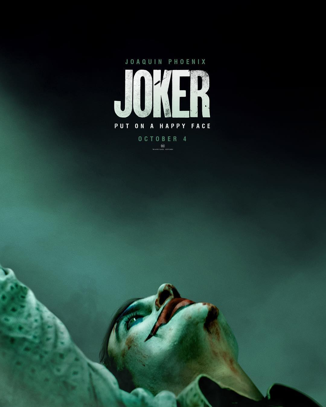 Joker Devoile De Nouvelles Images Et Joaquin Phoenix En Dit
