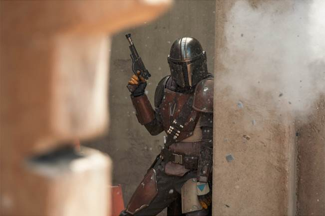 The Mandalorian : Bande Annonce - VO