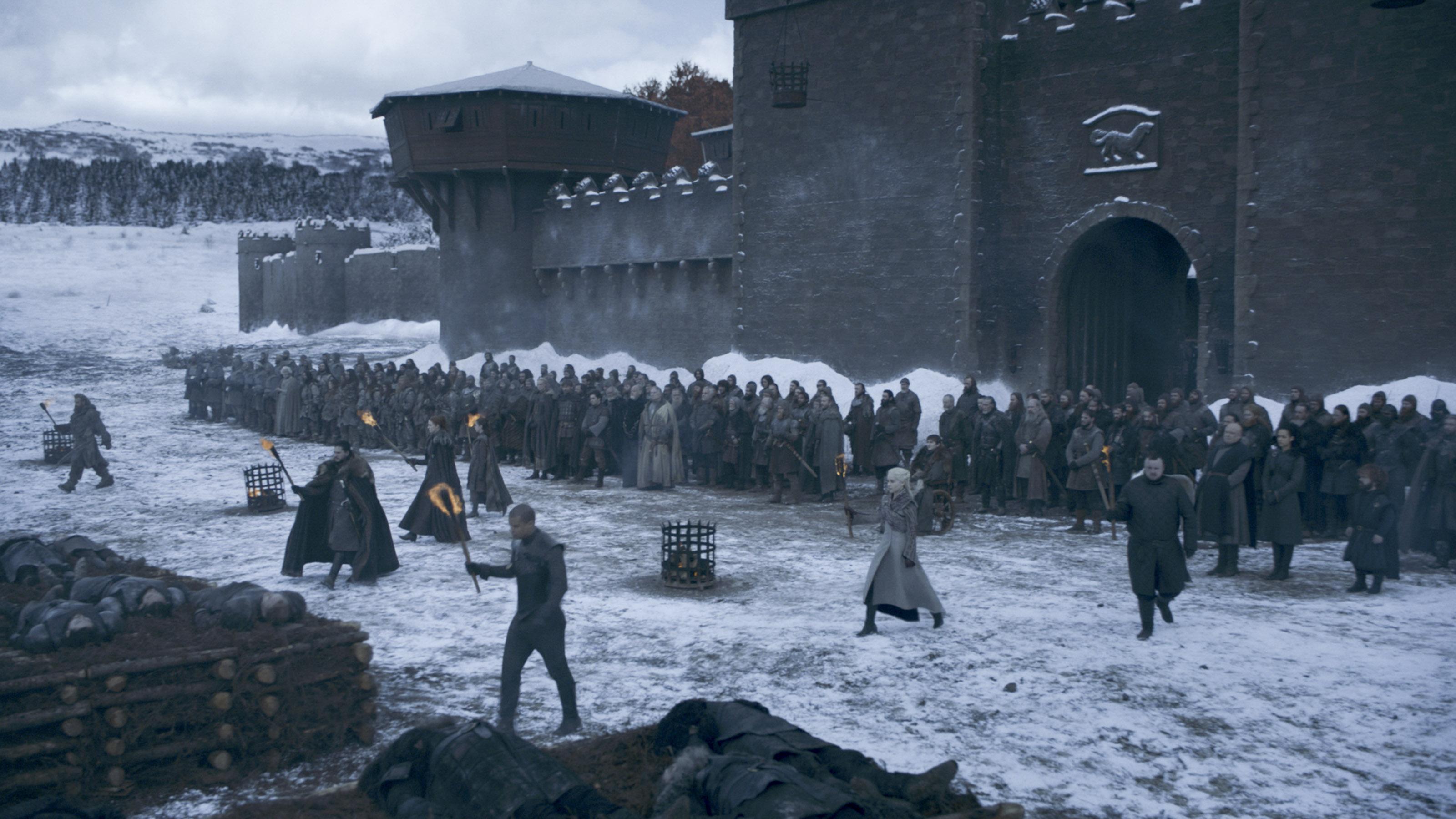 Game Of Thrones Saison 8 Un Teaser Chaotique Et Guerrier