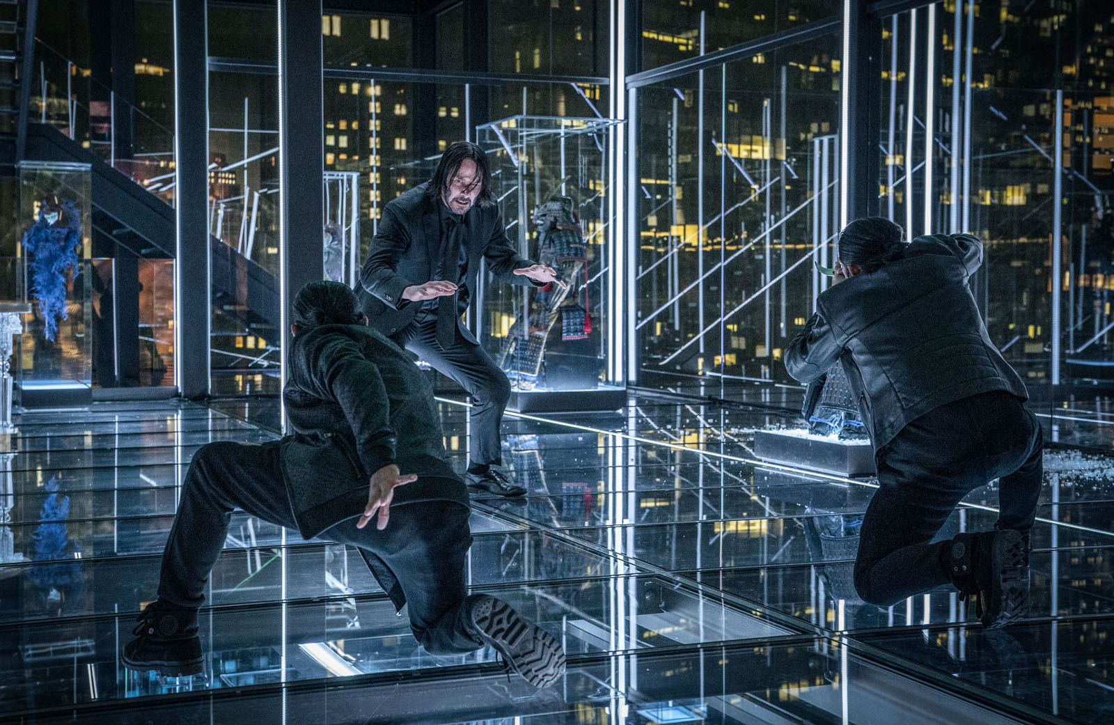 Keanu Reeves reviendra botter des culs en 2021 dans John Wick 4