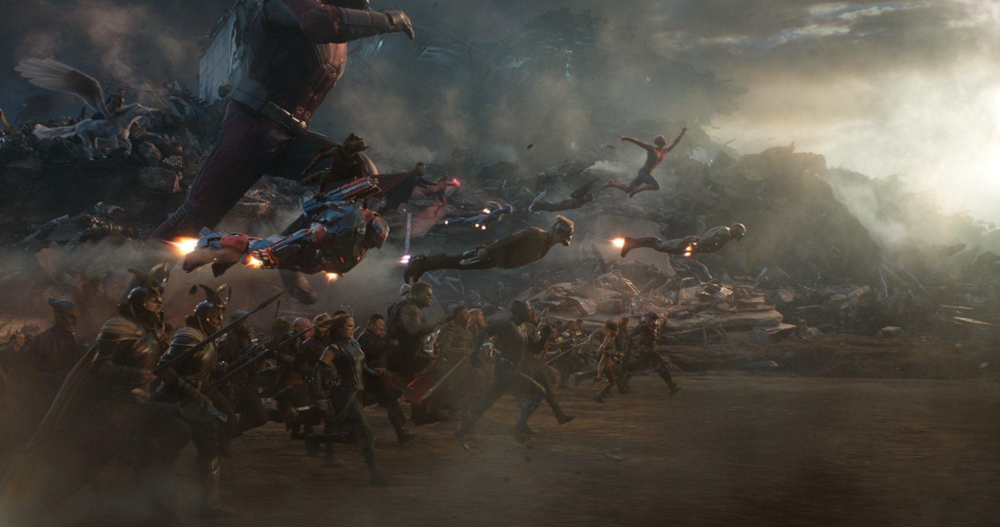Avengers Endgame : une version avec des scènes inédites va ressortir au cinéma