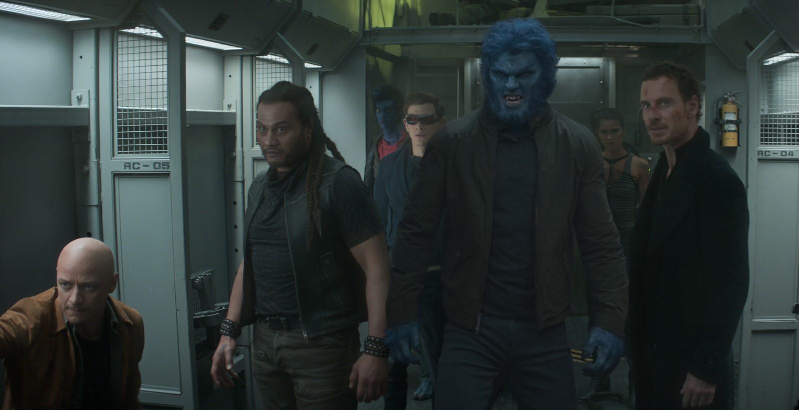 La Fox préparait un crossover avec Deadpool, Daredevil et les 4 Fantastiques — X-Men