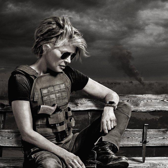 Edward Furlong revient dans la peau de John Connor — Terminator Dark Fate