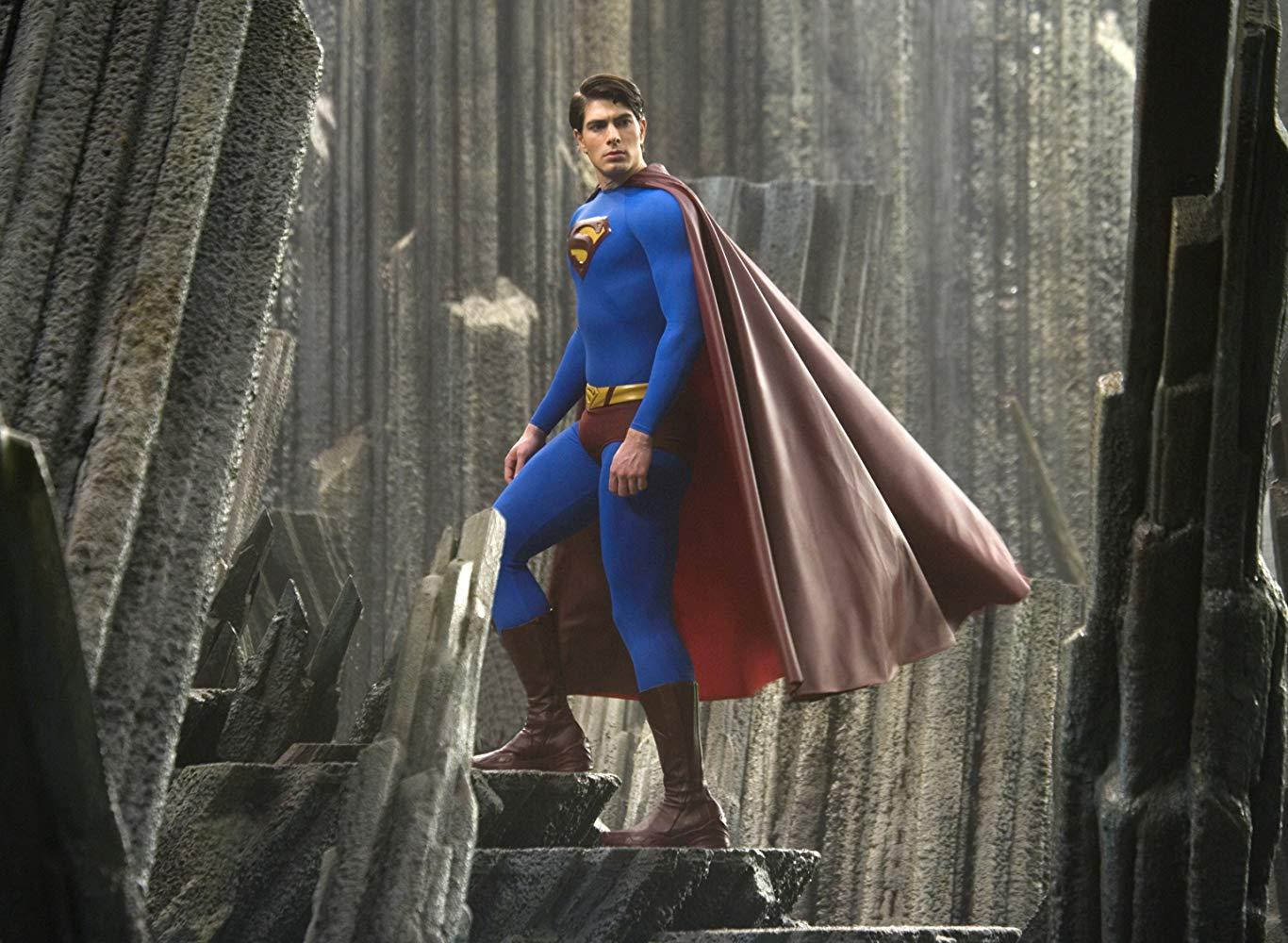 Deux Superman réunis sur le tournage — Arrowverse