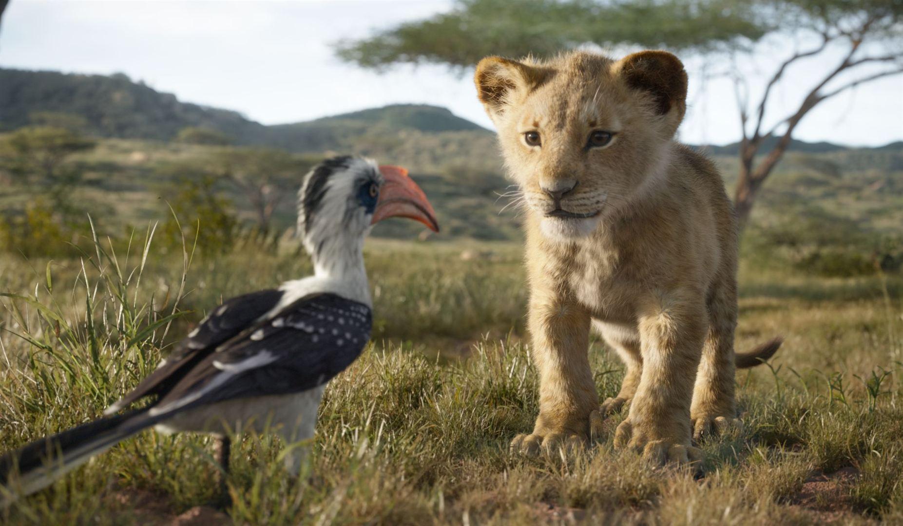 Le Roi Lion encore au sommet