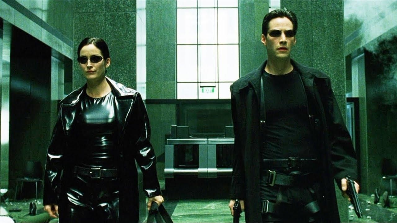 Keanu Reeves et Carrie-Anne Moss de retour pour The Matrix 4