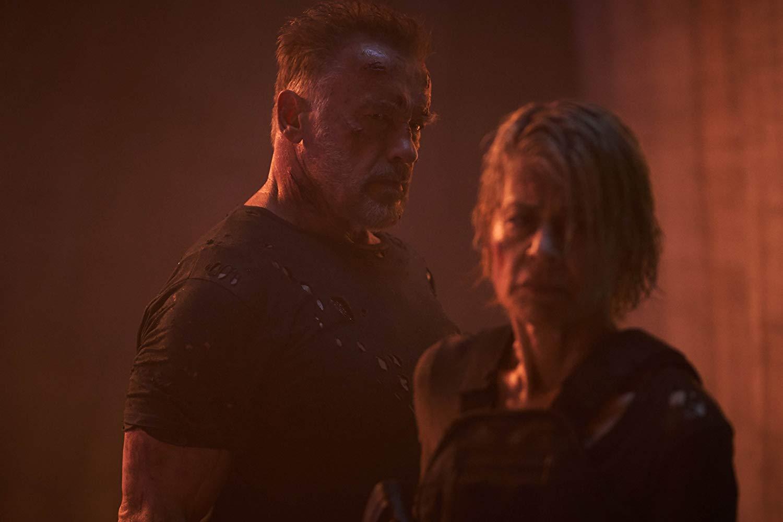 Tim Miller parle d'un échec — Terminator Dark Fate