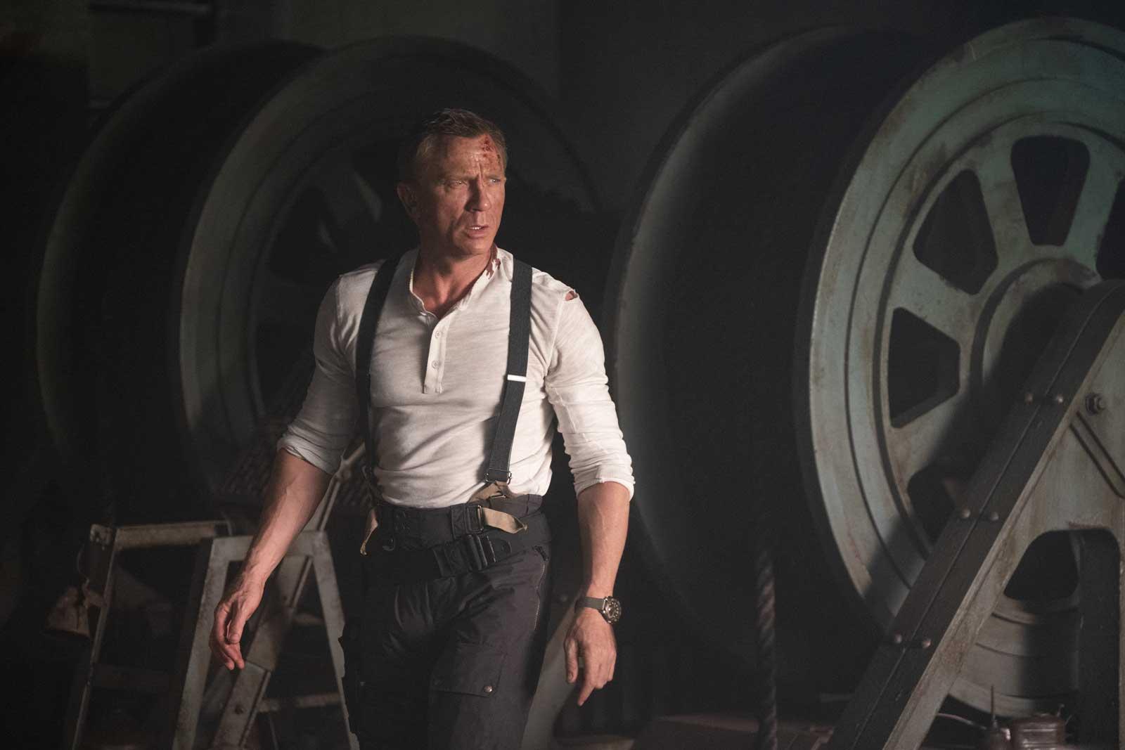 Un teaser de trailer pour le nouveau James Bond