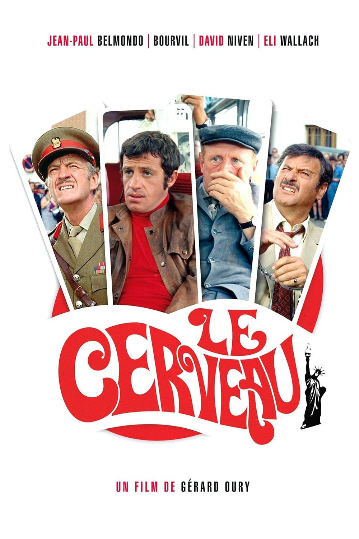 Le Cerveau - Film (1969)