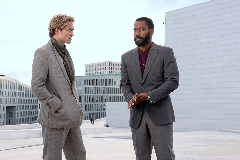 La bande annonce du nouveau film de Christopher Nolan + VOTRE AVIS — Tenet