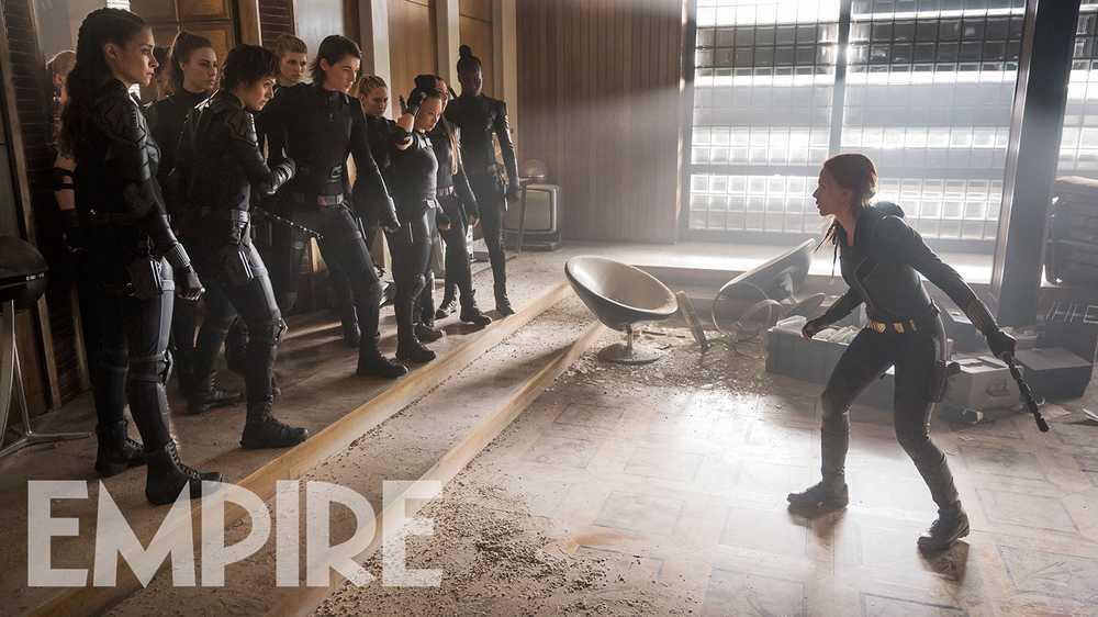 Tsunami sur les dates de sorties des films Marvel — Marvel MCU