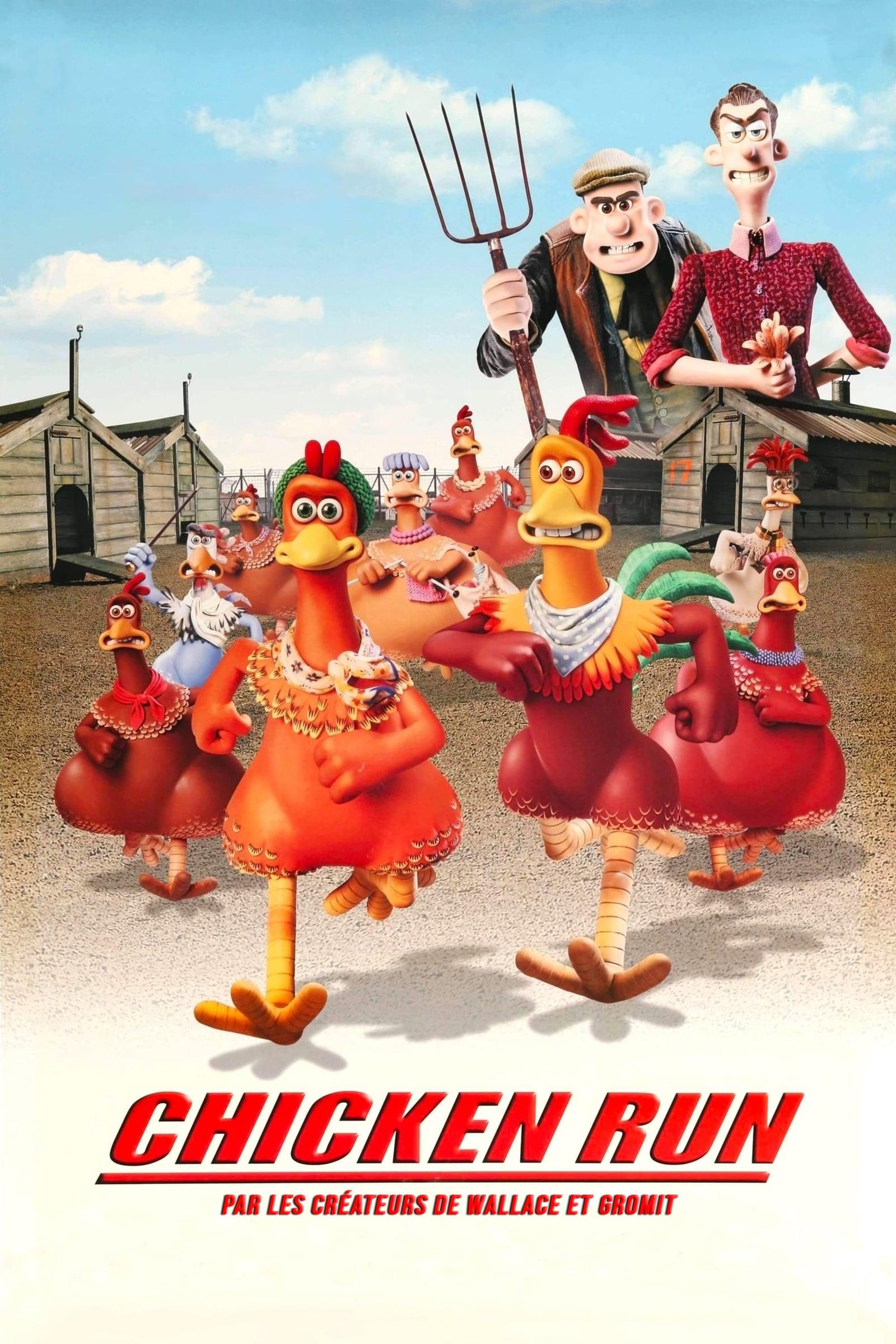 Chicken Run Free Online