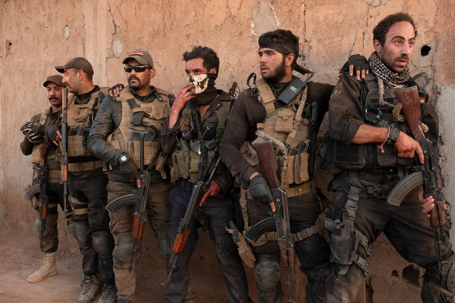 Bande-annonce explosive du film produit par les frères Russo — Mossoul