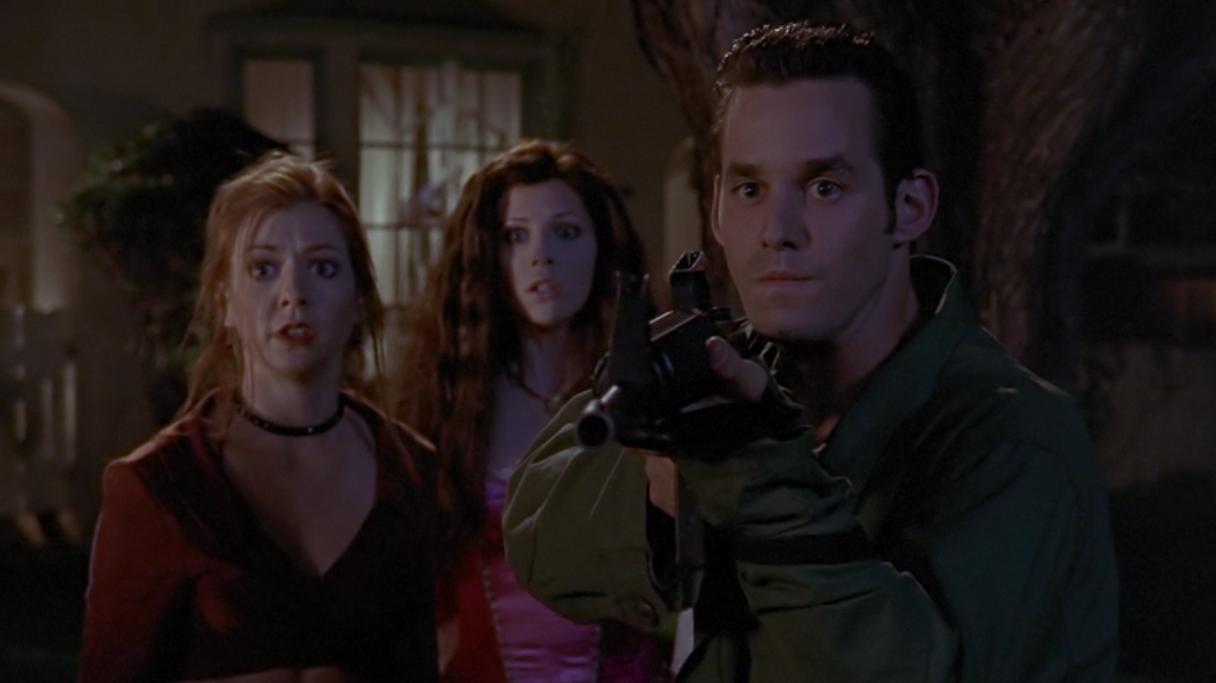 Des images de la réunion des 20 ans de Buffy the Vampire